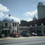 Mid-century architecture, downtown, Tulsa