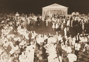 1940s Peabody Rooftop Party