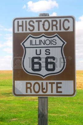 8040509-illinois-route-66-sign-as-found-on-the-historic-route-66