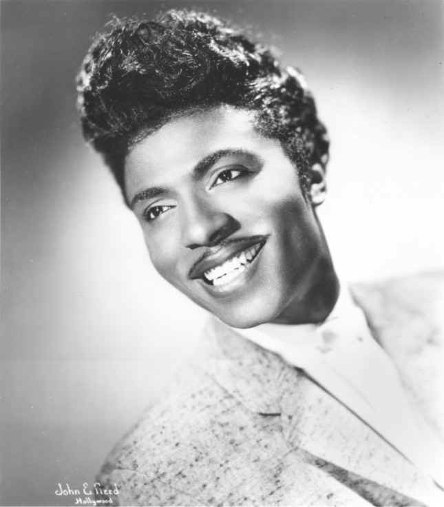 Little Richard, always nice hair.