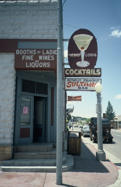 I visited this museum of pickled souls on my 1991 Route 66 trip.