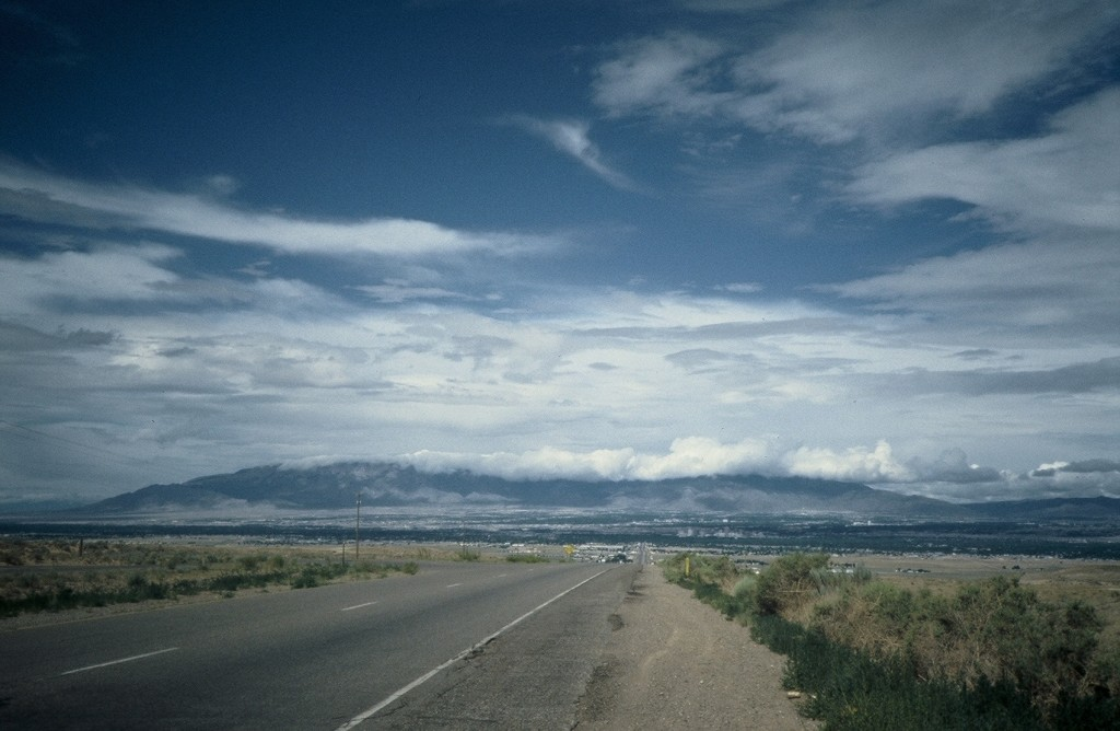 Route 66, New Mexico, 1991 (Photo by Dave Hoekstra)