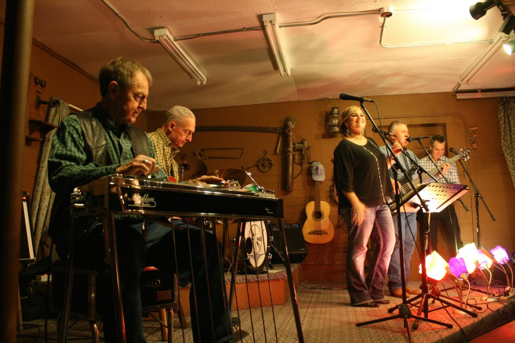 The Barn Band (Photo by Rene' Greblo)