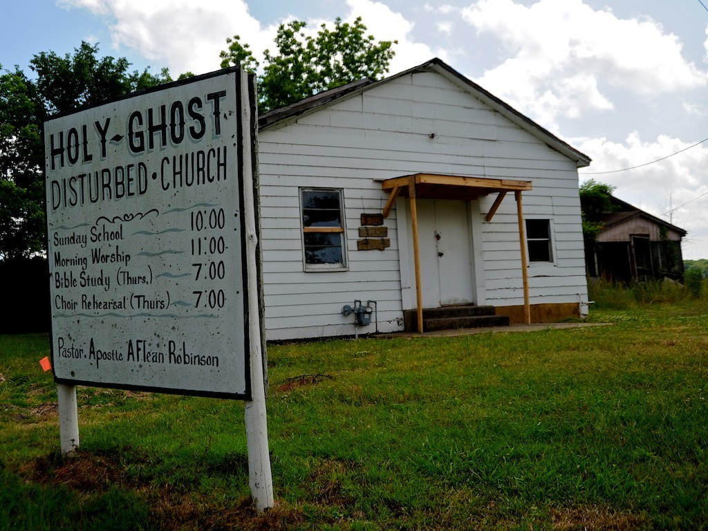Disturbed-Church1