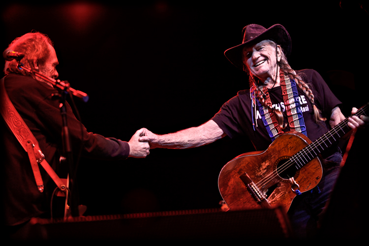Merle and Willie, Feb. 7, 2013