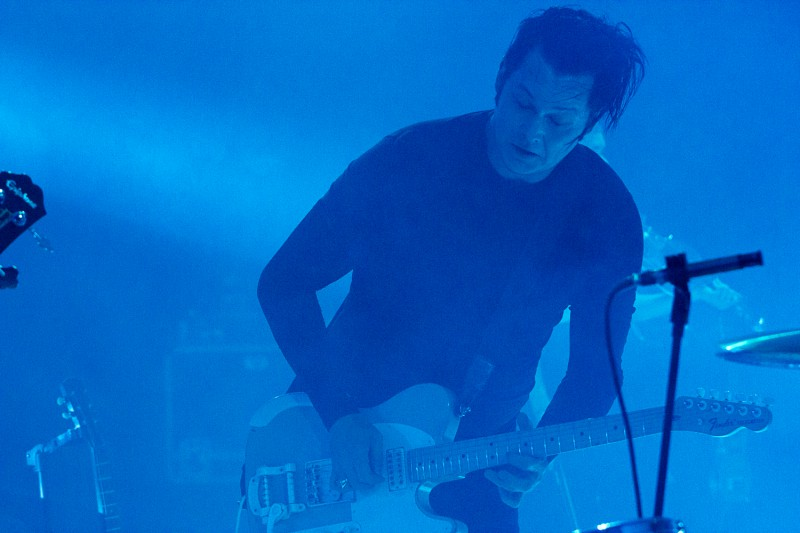 Jack White: 21st Century blues man.