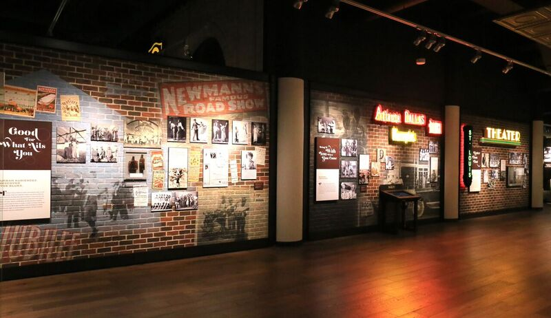 The National Blues Museum in St. Louis (courtesy of the museum)