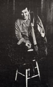 The late Wayne Carson